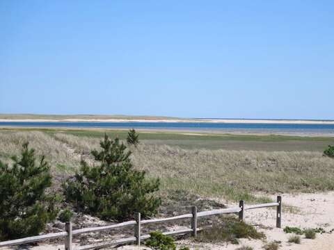 beautiful views of little beach - 47 Little Beach Road Chatham Cape Cod New England Vacation Rentals