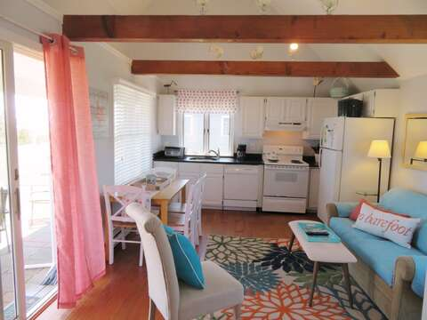 Enjoy coastal comfort in this open concept beach house - 47 Little Beach Road Chatham Cape Cod New England Vacation Rentals