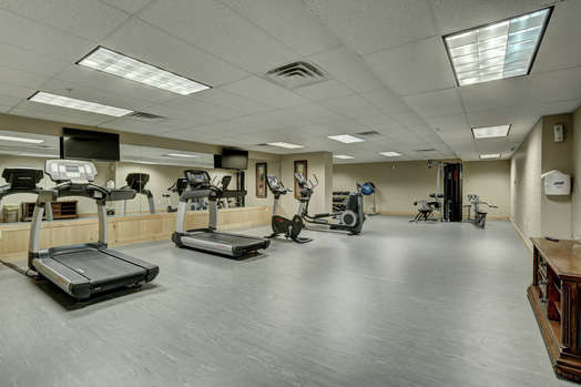 Communal Exercise Room