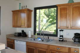Fully Equipped Custom Kitchen off Great Room