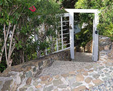 Gated entry to Phoenix By The Sea!