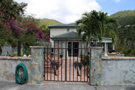 Welcome to Balance villa on St. John