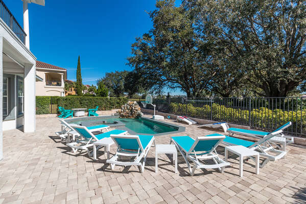 Enjoy your private oasis on your next family vacation