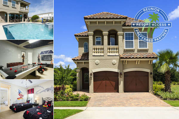 Welcome to Showcase Villa