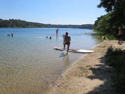 Stand up paddle board - swim or kayak- it's all available (ask us how to rent for the day or the week!)- Chatham Cape Cod New England Vacation Rentals