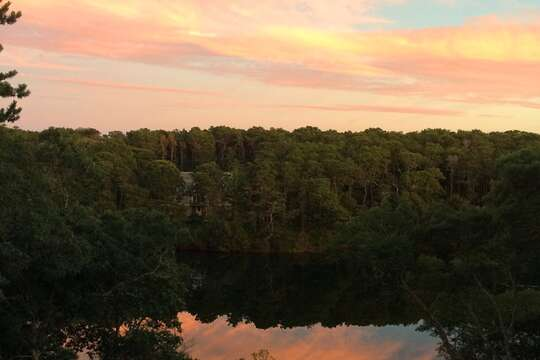 Skyway at Sunset! 151 Sky Way Chatham Cape Cod New England Vacation Rentals