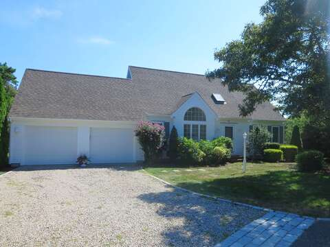 Front of Skyway Home- Plenty of parking. - 151 Sky Way Chatham Cape Cod New England Vacation Rentals