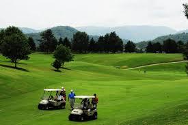 A Photo of the Gatlinburg Golf Course.