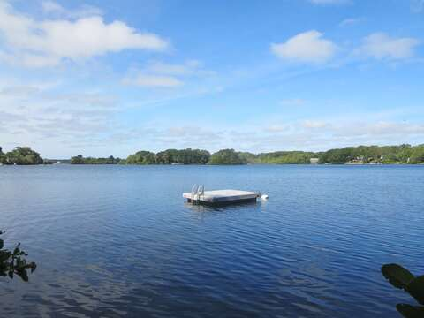 Ahhh.. summer days on the lake - Centerville Cape Cod New England Vacation Rentals