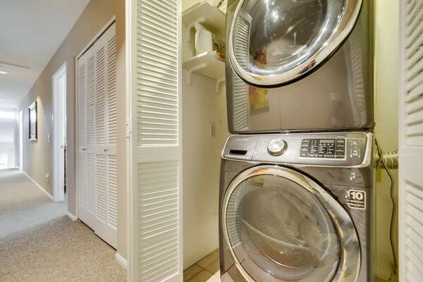 Washer/Dryer - Second Floor
