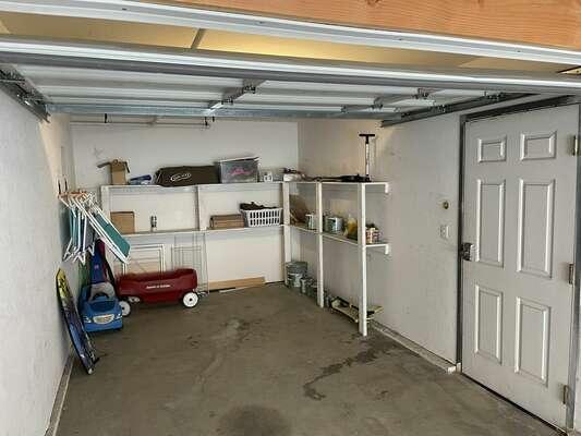 Garage - Back