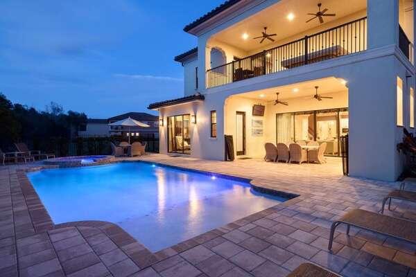 Dream California/Mediterranean-style home has 5,550 square feet of luxury