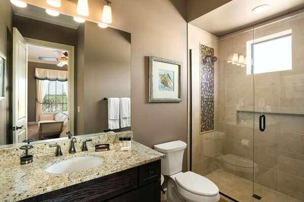 Master suite 3 bathroom
