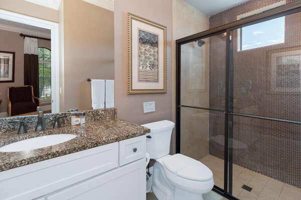 Master suite 4 bathroom