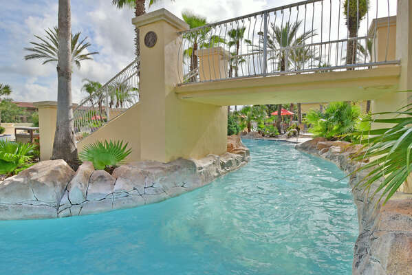 On-site facilities:- Lazy river