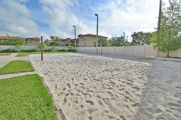 On-site facilities:- Beach volleyball