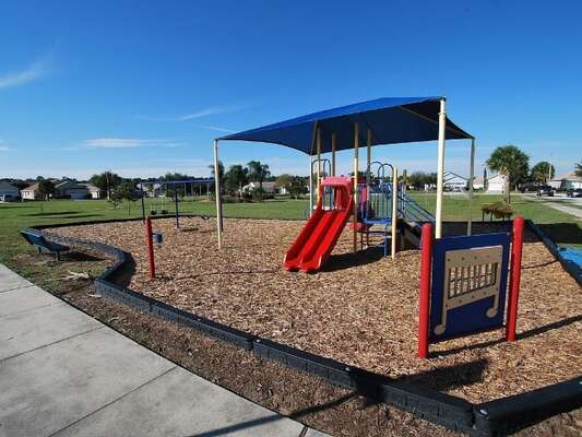 On site facilities - children's play area