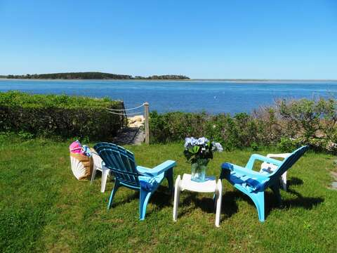 You can't beat the view! - 299 Cranberry Lane North Chatham Cape Cod New England Vacation Rentals
