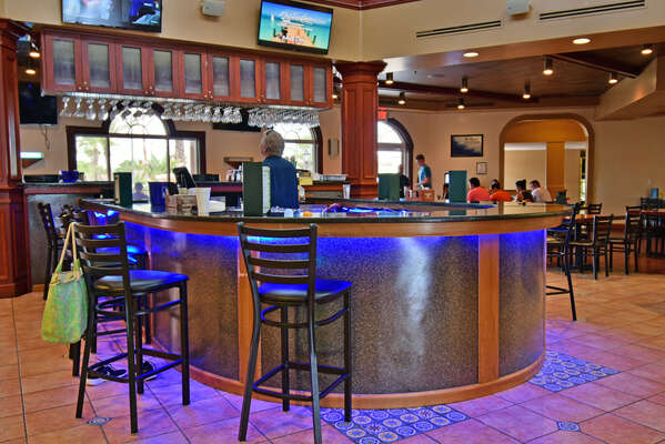 On-site facilities:- Bar and restaurant