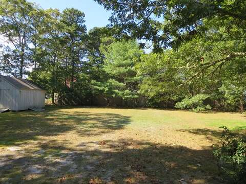 Very Large back yard - great for a game of Wiffle ball!!