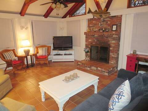 WIFI throughout the home- 156 Beach Plum Lane Brewster Cape Cod New England Vacation Rentals