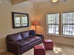 4th Bedroom with sofa sleeper folded