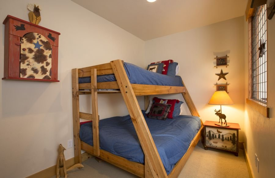 3rd Bedroom with Bunks