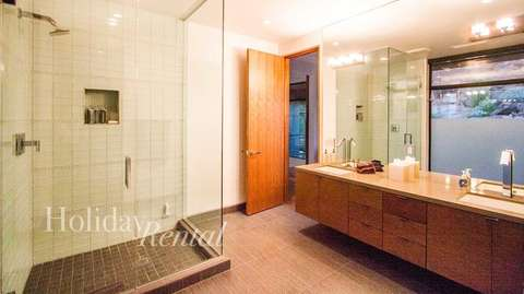 Full Bathroom attached to Bedroom 3