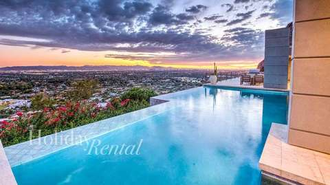 City Views from your private pool!