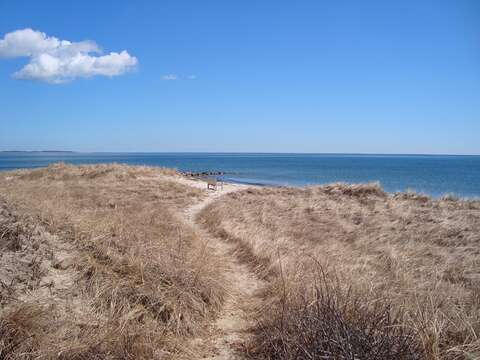 easy walk down the lane to The beach- Harwich Port Cape Cod New England Vacation Rentals