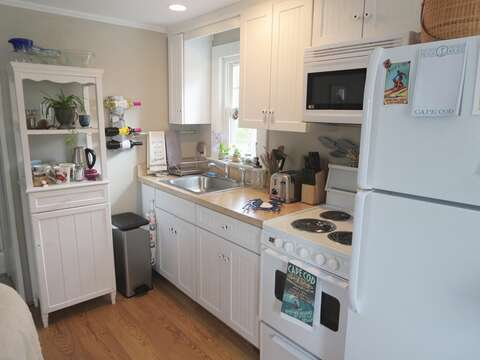 Kitchen - 767 Route 28 #5 Harwich Port Cape Cod New England Vacation Rentals