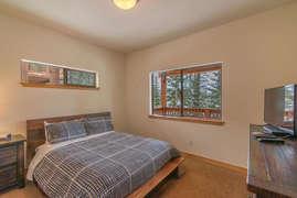 Bedroom 2 with queen