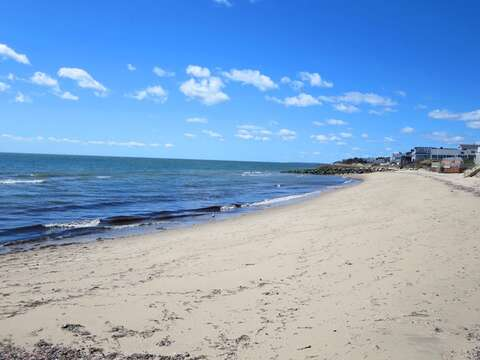 Inman Road Beach, only 0.3 mile from the cottage. - Dennisport Cape Cod New England Vacation Rentals- Dennisport Cape Cod New England Vacation Rentals
