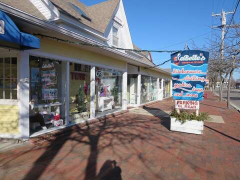Downtown Dennisport just a half mile away! - Dennisport Cape Cod New England Vacation Rentals