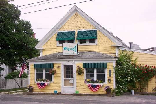 Pisces Restaurant is just 0.8 mile away! - Chatham Cape Cod New England Vacation Rentals