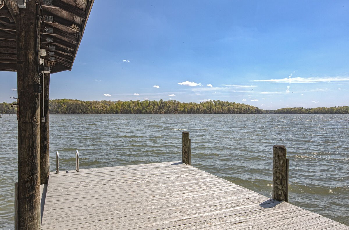 Private Dock on the Water