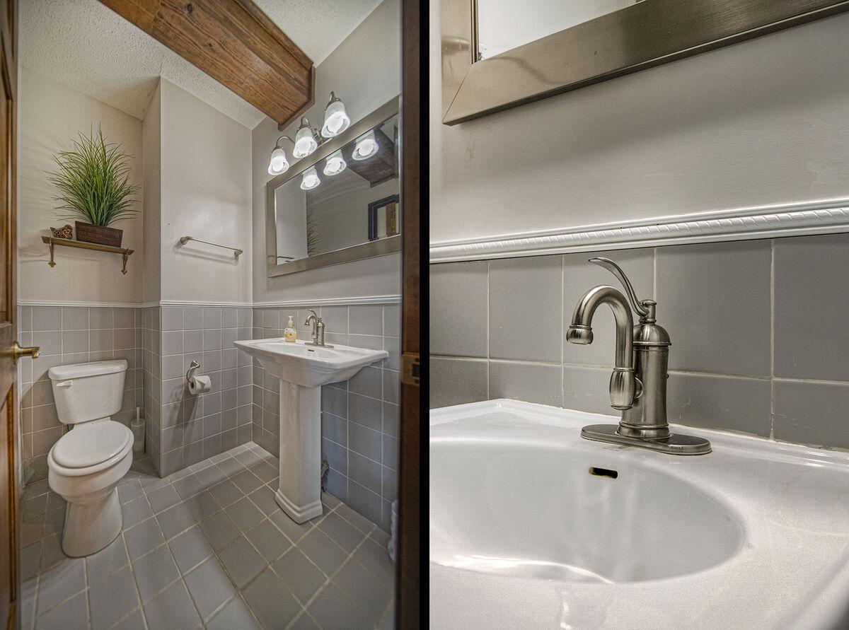 Half Bath Main Level