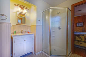 Full Bath with Walk-In Shower