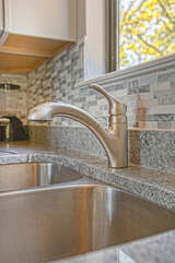 Brushed Nickle Faucets