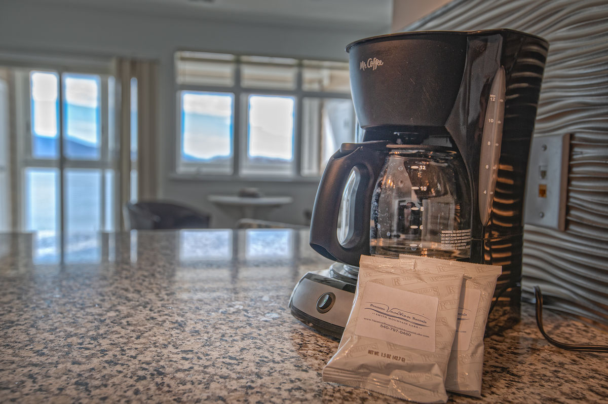 Picture of the Coffee Maker.