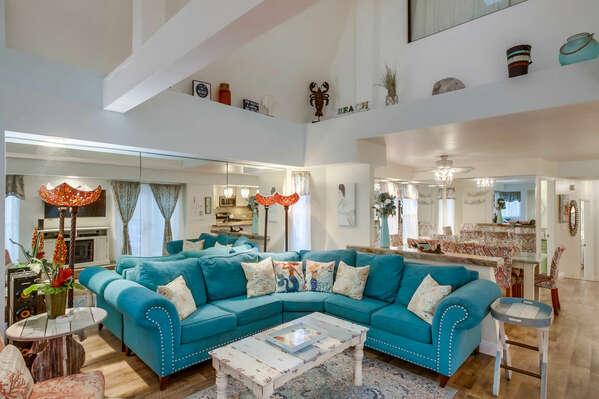 Artfully Decorated Interior