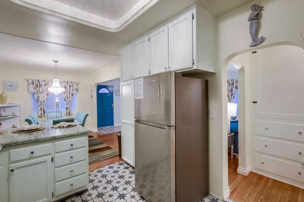 Kitchen - First Floor