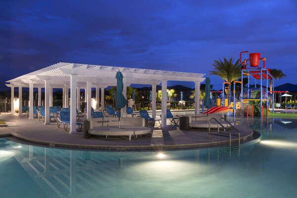 Windsor at Westside Resort Pool