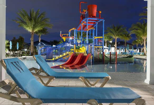 Windsor at Westside Resort Water Playground