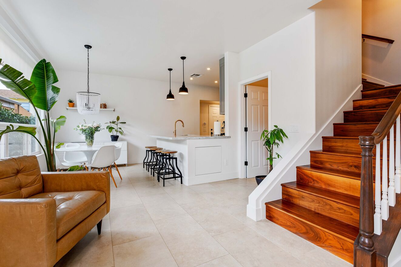 Fresh and modern design from 2018 remodel