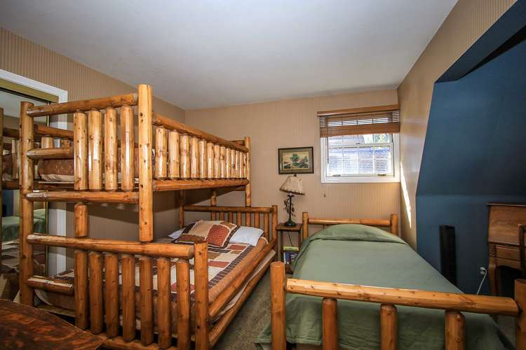 Bedroom 3: Full/Twin Bunk Bed Plus Twin Bed- 2nd Level