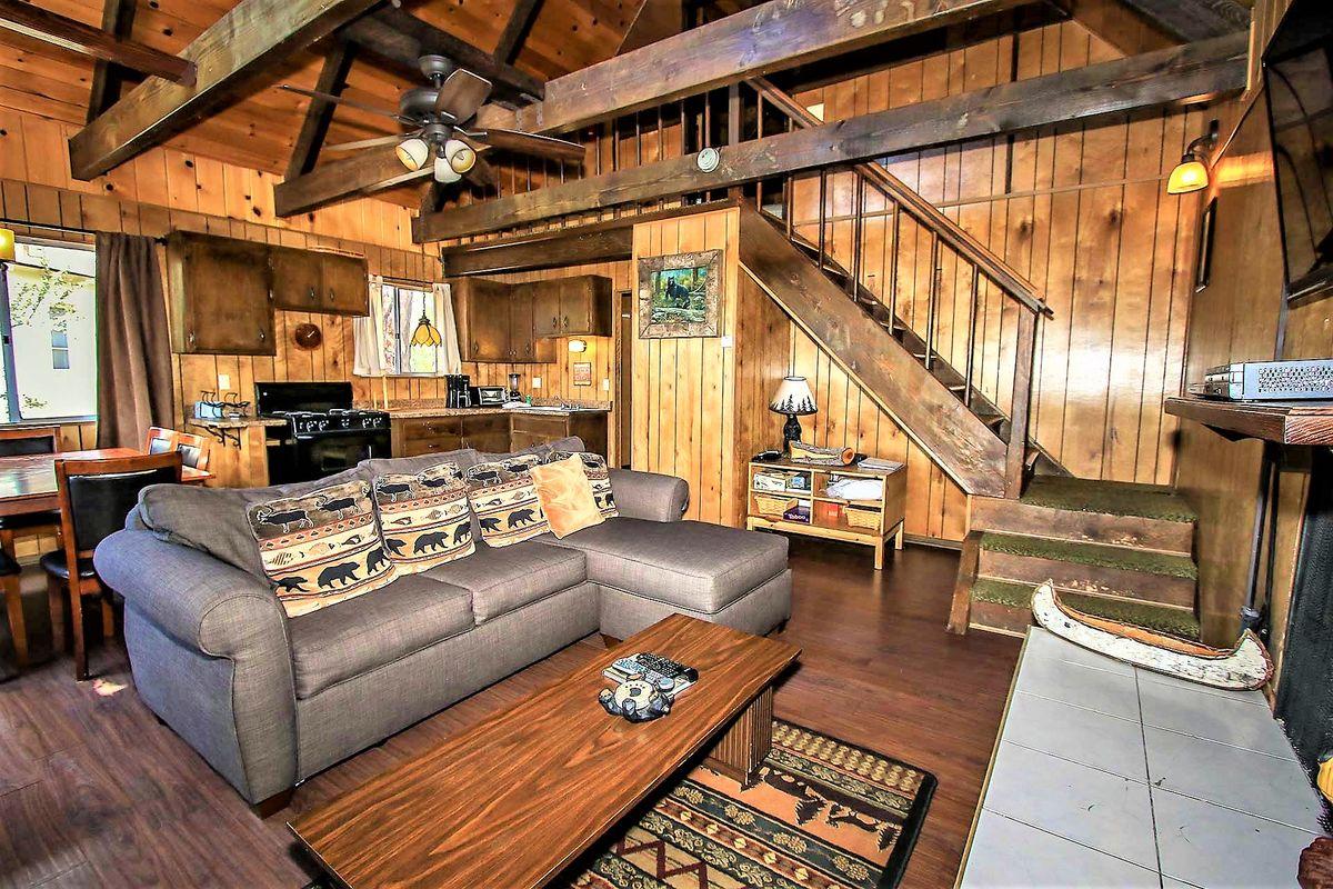 Entry Living Room -1st Level