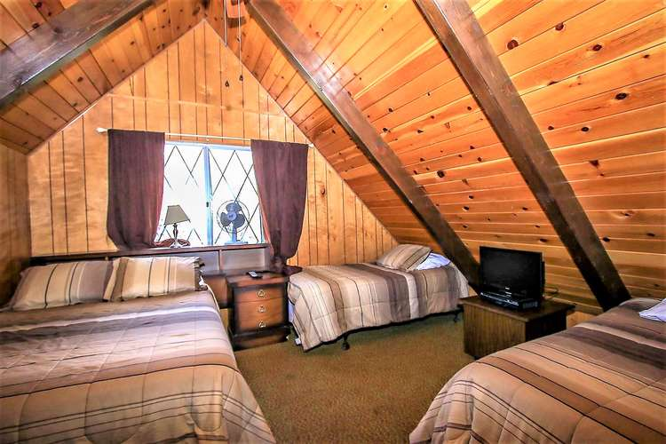 Bedroom 2- Queen Bed Plus Two Twin Beds, HDTV- 2nd Level