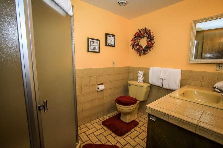 First Level 3/4 Shared Bath