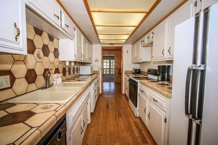 Second Level Kitchen